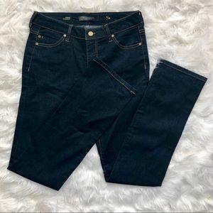 Liverpool Jeans Company Dark Wash Straight Leg